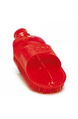 Almohaza plástico para manguera