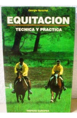 Libro: Equitación: tecnica y practica