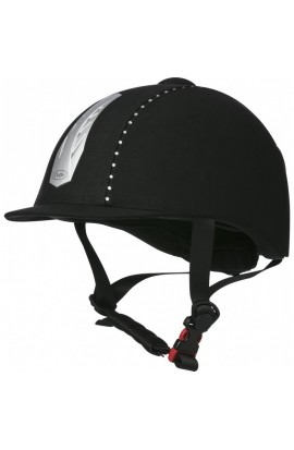 Casco Choplin Strass