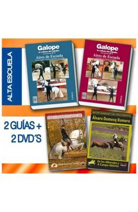 DVD + Libro Alta Escuela