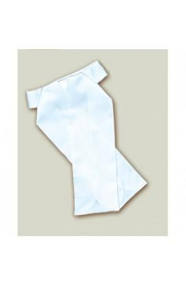 Corbata-plastrón
